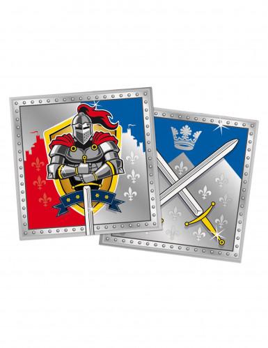 20 tovaglioli di carta cavalieri