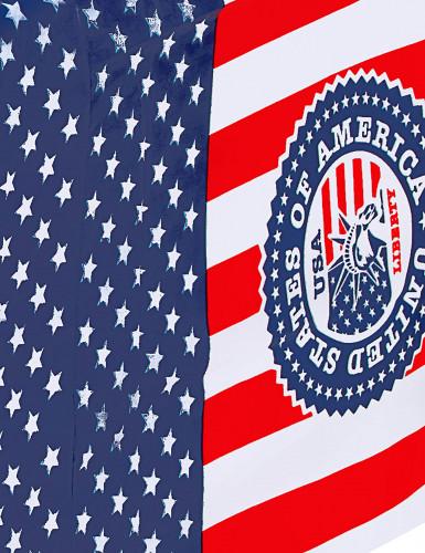 Tovaglia di plastica USA 130 x 180 cm-1