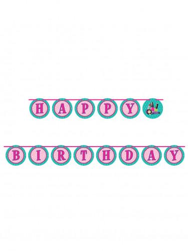 Ghirlanda Happy Birthday Make Up