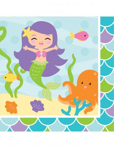 16 tovaglioli di carta Sirena