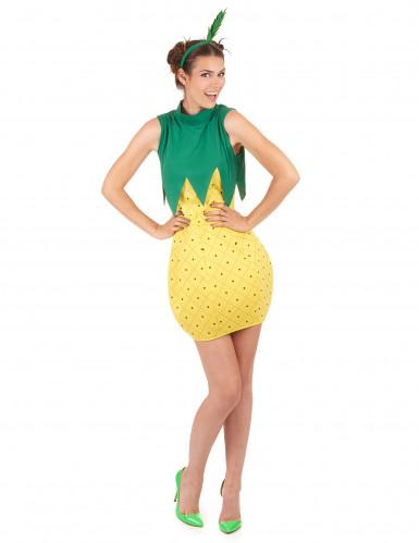 Travestimento da ananas per donna-1