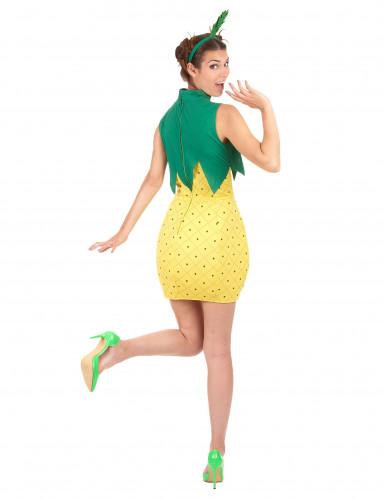 Travestimento da ananas per donna-2