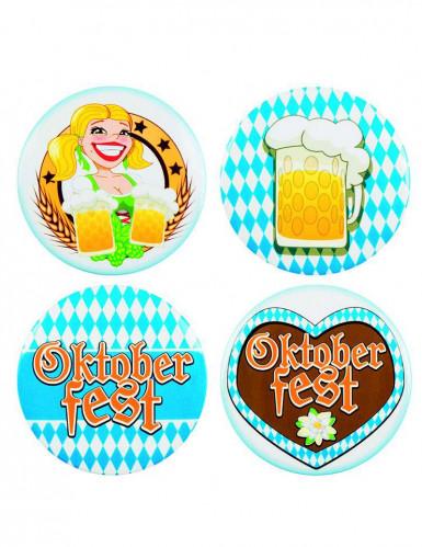 4 spille a tema Oktoberfest