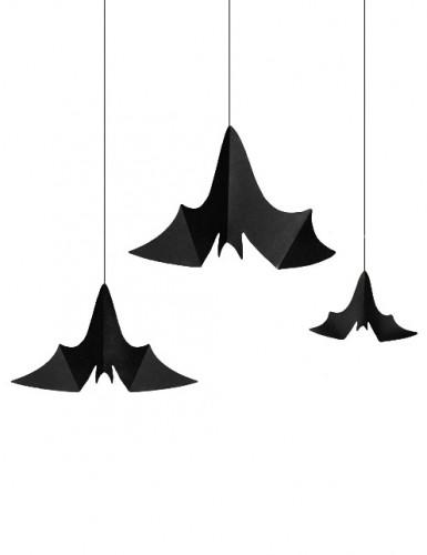 3 pipistrelli da appendere