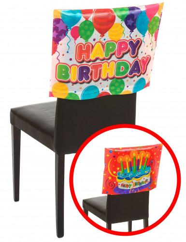 Fodera per sedia Happy Birthday-1