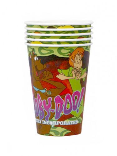 5 bicchieri di cartone Scooby-doo™