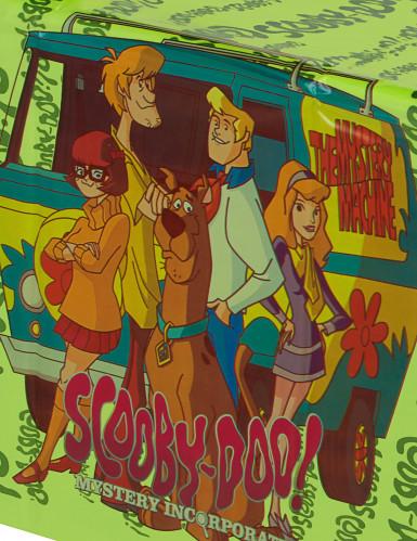 Tovaglia di plastica di Scooby-doo™-1