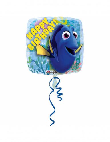 Palloncini in alluminio Happy Birthday Il mondo di Dory™ 43 cm