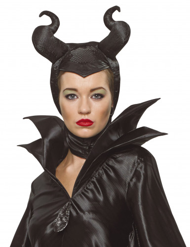 Copricapo Maleficent™ per adulto