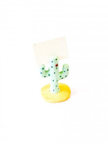 Segnaposto cactus