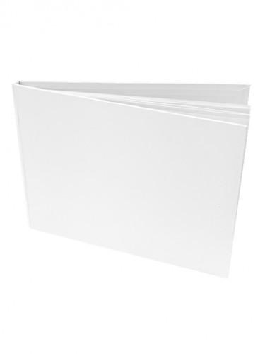 Libro per firme bianco satinato