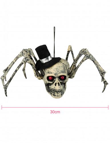 Decorazione ragno scheletro Halloween-1