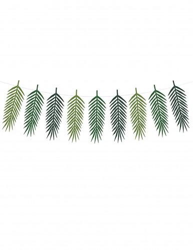 Kit per ghirlanda con foglie esotiche-1