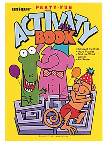 8 libri con attività per bambini