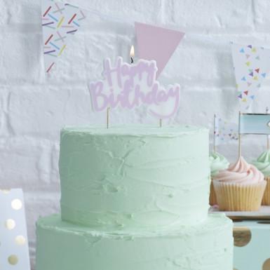Candela Happy Birthday rosa-1