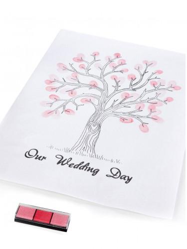 Albero da personalizzare souvenir matrimonio