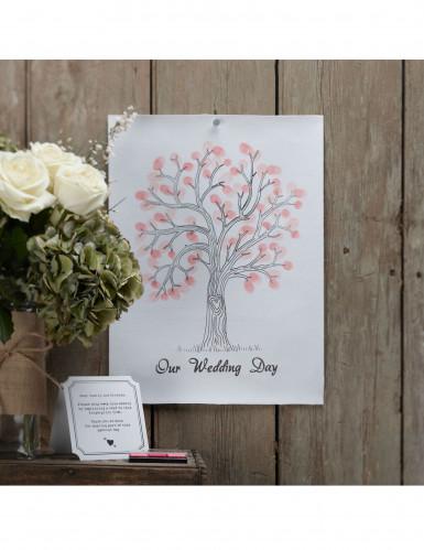 Albero da personalizzare souvenir matrimonio-1