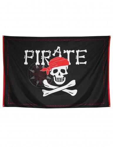 Bandiera nera pirata