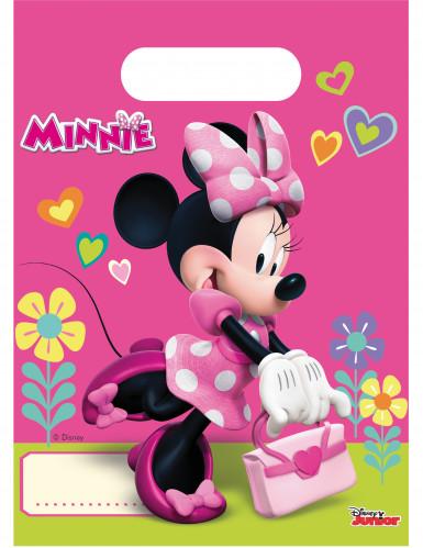 6 sacchetti regalo Minnie Happy™