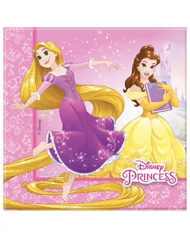 20 tovaglioli di carta Principesse Disney dreaming™