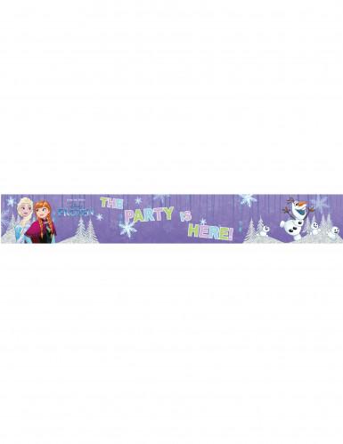 3 banner in alluminio Frozen™