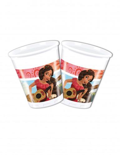 8 bicchieri di plastica Elena di Avalor™