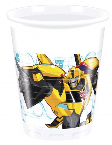 8 bicchieri di plastica Transformers RID™