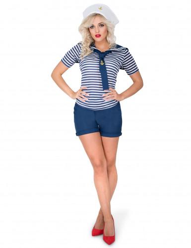 Costume da marinaio donna