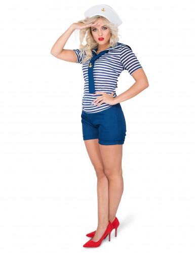 Costume da marinaio donna-1
