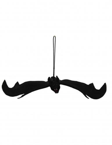 Pipistrello nero da appendere Halloween