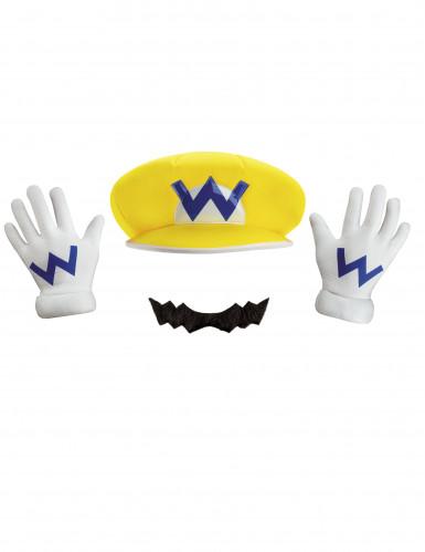 Kit accessori Wario Nintendo® per bambino