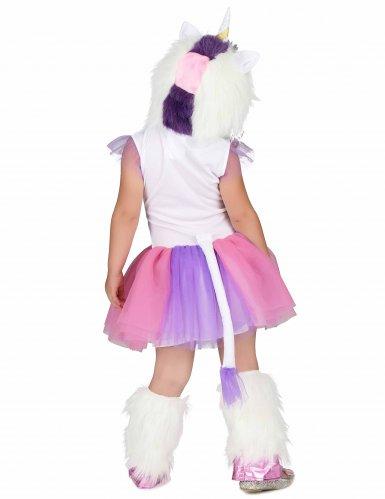 Costume da principessa unicorno bambina-2