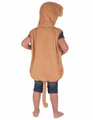 Costume da scimmia per bambino-1