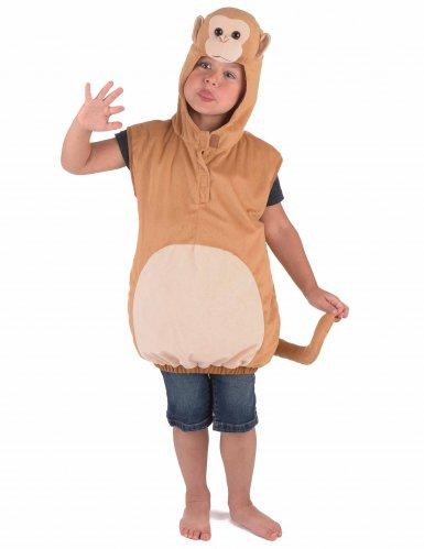 Costume da scimmia per bambino-2