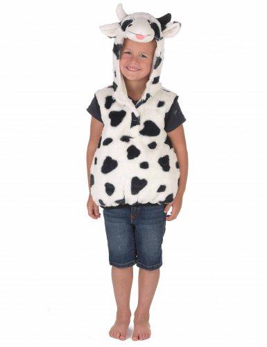Costume con tunica mucca bambino-2