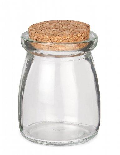 Boccaccio in vetro con tappo in sughero