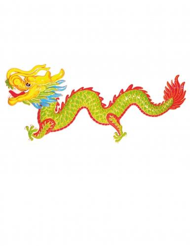 Decorazione per parete drago cinese