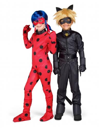 Cofanetto costume da Chat Noir Miraculous™ bambino-1