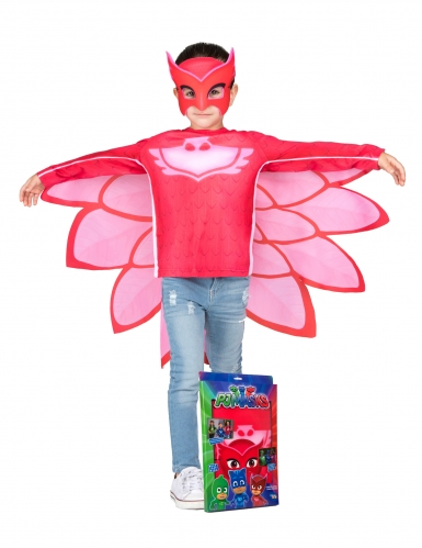 Cofanetto costume Gufetta Super Pigiamini per bambino