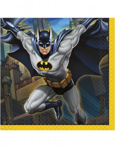 16 tovagliolini di carta Batman™