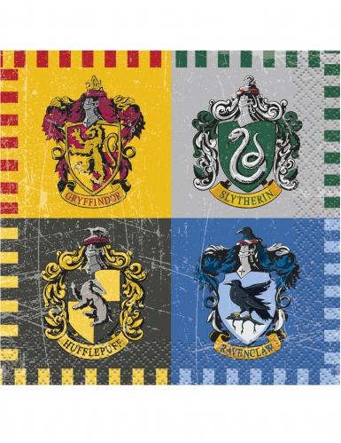 16 tovagliolini di carta Harry Potter™
