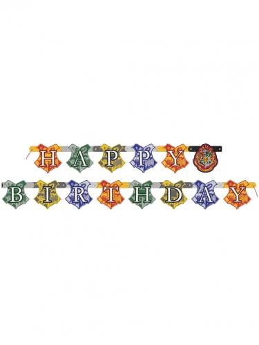 Ghirlanda Happy Birthday Harry Potter™