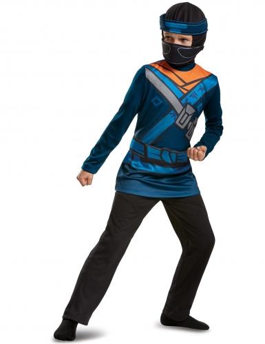Costume Jay Ninjago™ per bambino LEGO™ il film