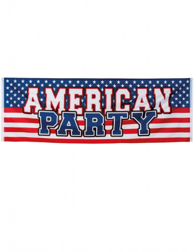 Banner american party