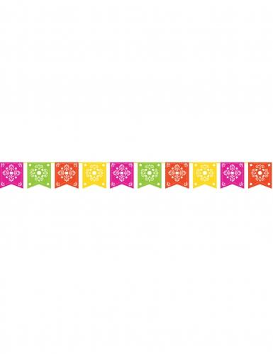 Ghirlanda multicolore Fiesta messico 25.4 cm x 2.7 m