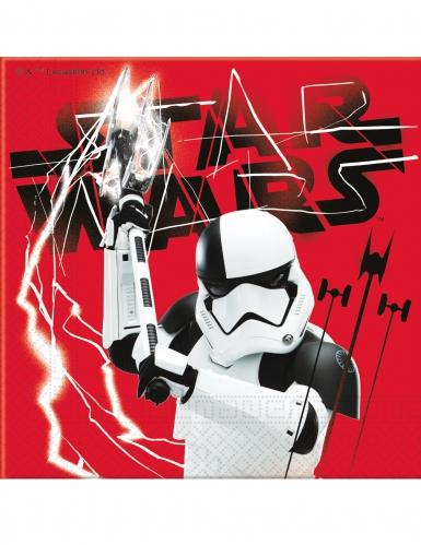 20 tovaglioli di carta Star Wars 8 Gli ultimi Jedi™