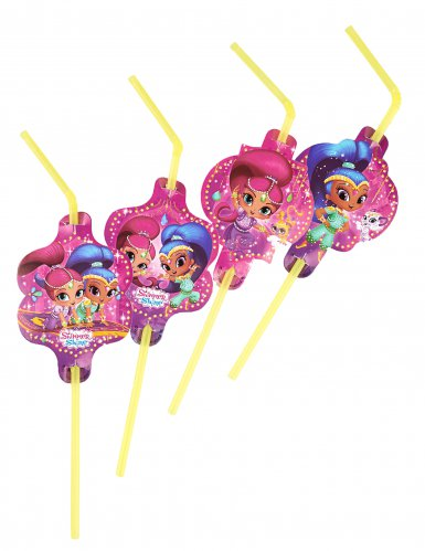 8 cannucce Shimmer & Shine™