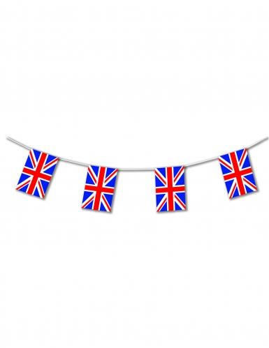 Ghirlanda in plastica della Gran Bretagna