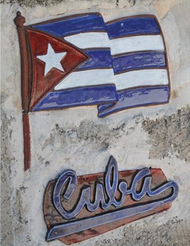 Decorazione murale Cuba