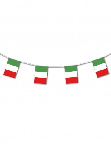 Ghirlanda di bandierine Italia